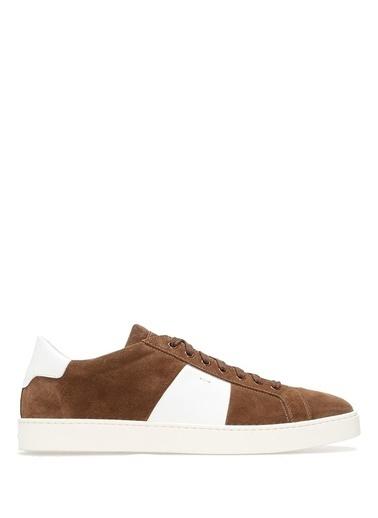 Santoni Spor Ayakkabı Taba